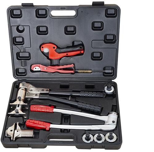 Ручной набор для монтажа аксиальных фитингов и PEX-труб
