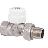 Клапан радиаторный термостатический прямой
