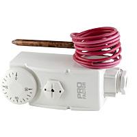 Термостат с капиллярной трубкой и погружным датчиком
